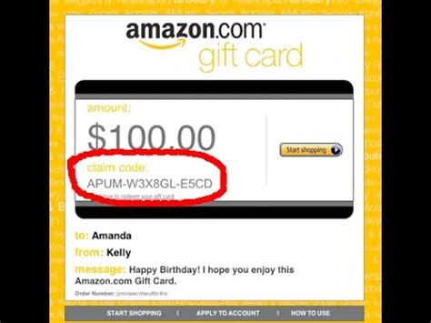 Amazon 1000 Gift Card Code - amazon gift card hack review new 2017 amazon gift card generator https youtu be
