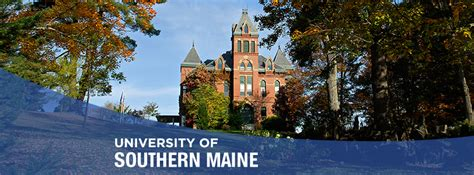 Of Southern Maine Mba Cost town of gorham me