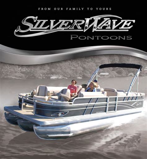 blue wave boats brochure index of content