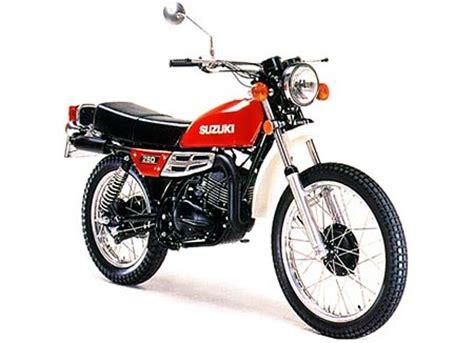 Suzuki 250 Road Bike Suzuki Ts250 Model History