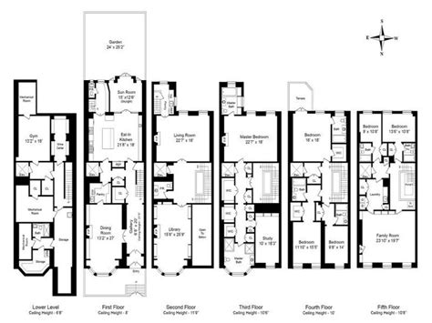 best townhouse floor plans 104 best townhouse floor plans images on pinterest