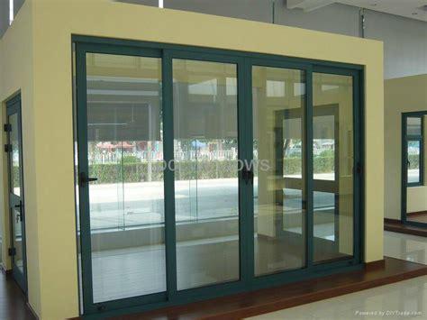 Aluminum Patio Doors Manufacturer by China Quality Aluminum Patio Sliding Door Wd 4007