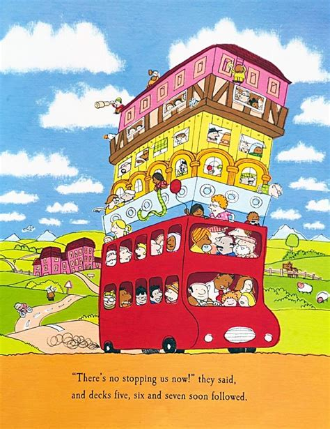 the hundred decker bus 18 best images about positive children s books we love on story books kid and buses