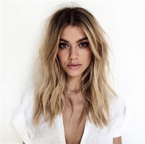 bronde la nouvelle coloration qui fait fureur 1001 looks tendance qui adoptent la couleur bronde coloration cheveux 29 looks avec les cheveux bronde tendances 2017 en photos