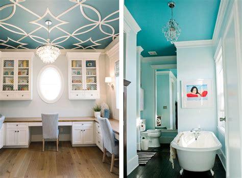 controsoffitti colorati soffitto colorato 14 bellissime idee casa it