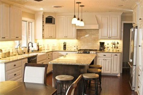 dreammaker remodel takes kitchen surfaces from lackluster