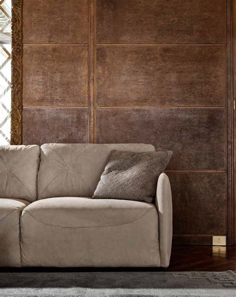 leather couch buttons touched d upholstered button tufted leather sofa
