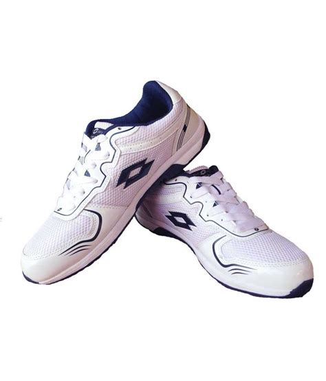lotto sport shoes lotto white lifestyle sport shoes price in india buy