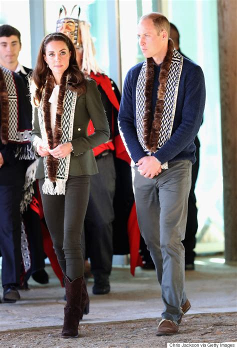 Haisa Blouse kate middleton s canada royal visit are all the