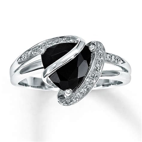 womens black onyx rings email black onyx ring  ct