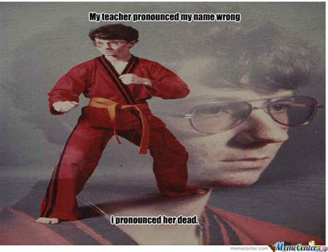 Nerd Karate Meme - karate master by crazymeme meme center