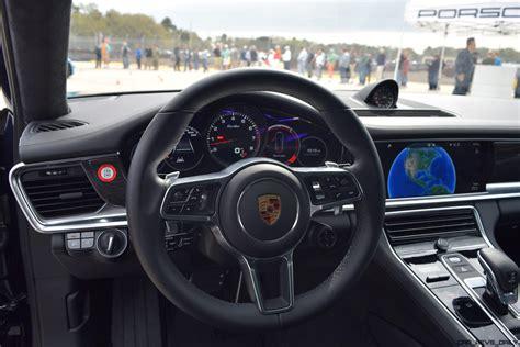 porsche panamera turbo 2017 interior 2017 porsche panamera turbo startup exhaust 44