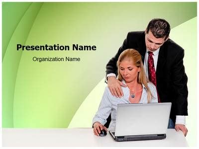 themes for powerpoint secretary office sexual harassment powerpoint template is one of the