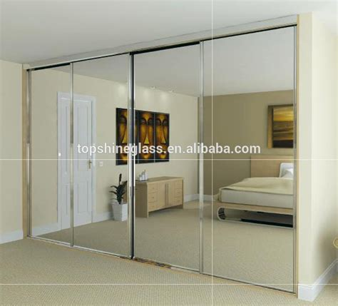 Sliding Mirror Wardrobe Doors by Mirror Sliding Door Wardrobe Sliding Mirror Doors Buy