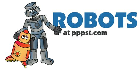 ppt templates for robotics free download free powerpoint presentations about robots for kids