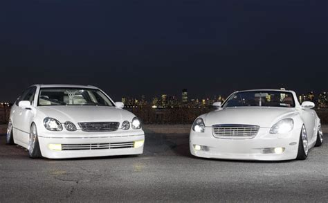 Liberty Vip Lexus Sc430 And Gs400 Rides Magazine
