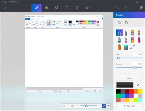 how to use microsoft paint 3d the new version of the microsoft paint vs paint 3d comparison ghacks tech news