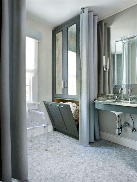 sallyl mark williams design glam bathroom  gray