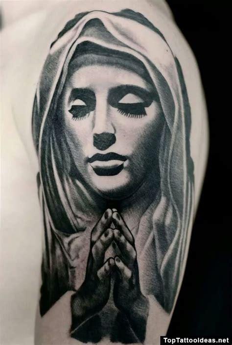 tattoo maria und jesus die besten 17 ideen zu virgin mary tattoos auf pinterest