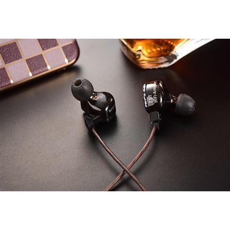 Knowledge Zenith Hybrid Driver Earphone Dengan Mic Kz Zst Knowledge Zenith Hybrid Driver Earphone Dengan Mic Kz