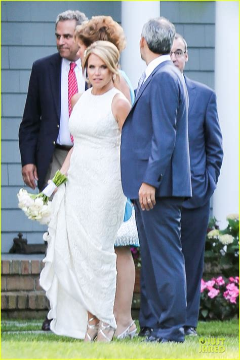 Katie Couric Marries John Molner   See the Wedding Pics
