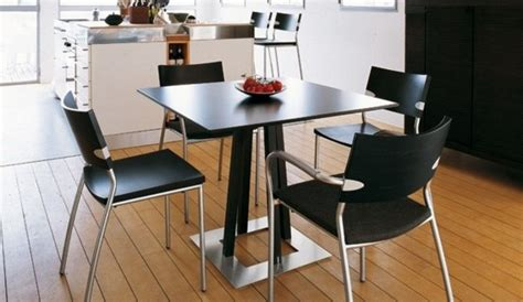 square kitchen tables for small spaces 25 small dining table designs for small spaces