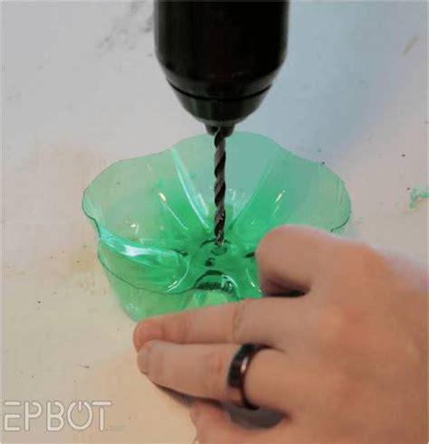 porta gioie fai da te riciclo creativo portagioie fai da te con le bottiglie