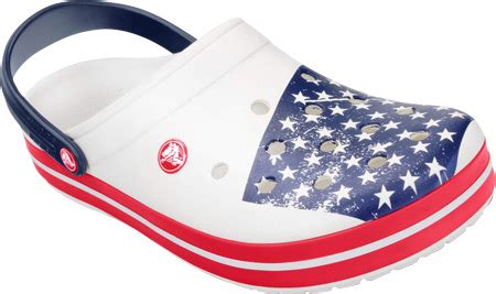 Crocs On Sale From Shoebuycom Now by Crocs Crocband Usa Clog Free Shipping Exchanges
