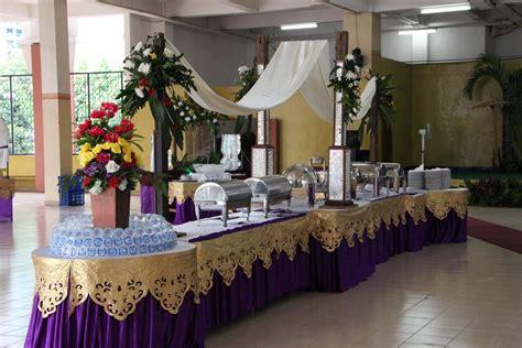 Meja Lipat Untuk Prasmanan jual cover meja prasmanan untuk pesta terlengkap harga