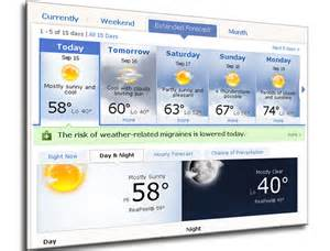 Weather Forcast Module 7 Weather Forecasting