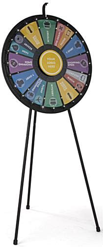 Contest Spinning Wheel 31 Diameter 12 Slot Prize Wheel Template
