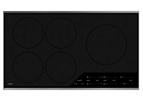 Wolf Induction Cooktop top 5 appliances picks for 2016 the kitchenworks