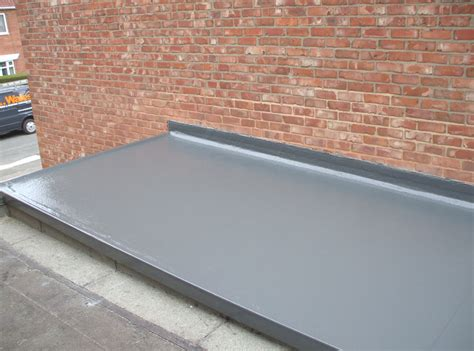 Roof Covering Fibre Glass Roof Coverings G R P A Wales