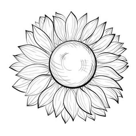 tribal sunflower tattoo design sunflower meaning tattoos with meaning