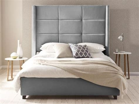 tall padded headboard 26 upholstered headboards to improve your bedroom