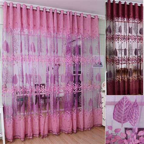curtain cover leaf hollow window screens door balcony curtain panel