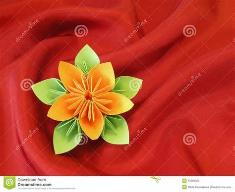 imagenes de flores origami flor de origami fotos de stock imagem 15696353