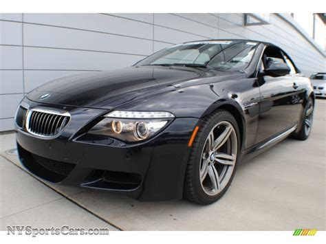 2009 bmw m6 for sale 2009 bmw m6 convertible in carbon black metallic photo 7