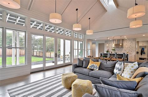 rustikales sofa gray and yellow living rooms photos ideas and inspirations
