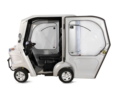 assistdata cabin mobility scooter from pegasus mobility