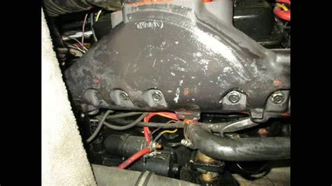 boat engine manifold cracked manifold page 1 iboats boating forums 10104247