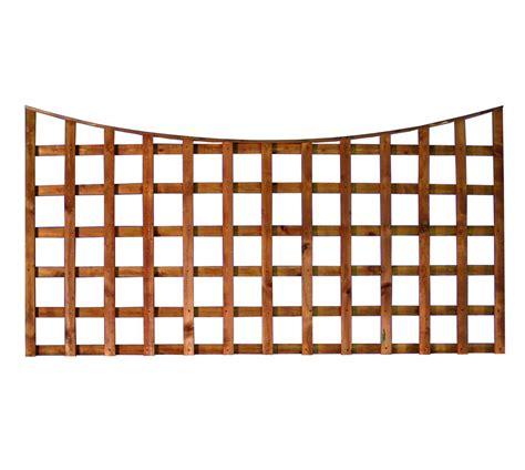 3 Metre Trellis Panels Scalloped Top Heavy Duty Trellis Panel Stockport Fencing