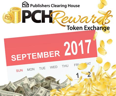 Pch Token Exchange - will you become a token exchange winner this month pch blog