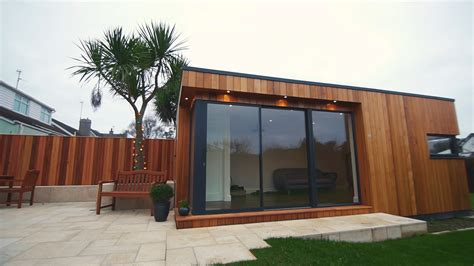 Auction Rooms Dublin by Garden Rooms Architecturally Designed Garden Rooms