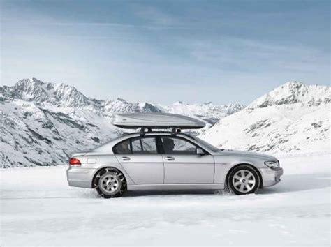 bmw snow chains bmw 7 series sedan e65 lzi snow chains bmw roof box