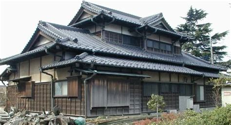 japanese roof pattern the traditional japanese house with its broad low roofs