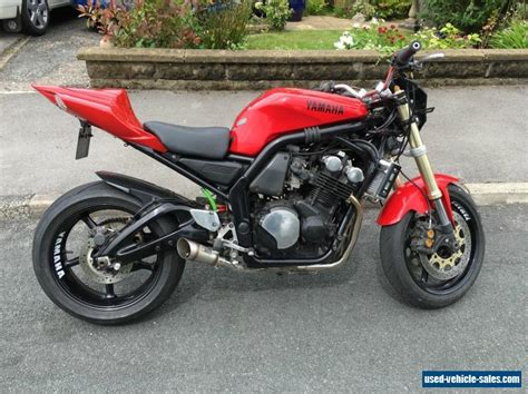 Led Rücklicht Yamaha Fzs 600 Fazer by Yamaha Fazer Fzs600 Streetfighter For Sale In The United