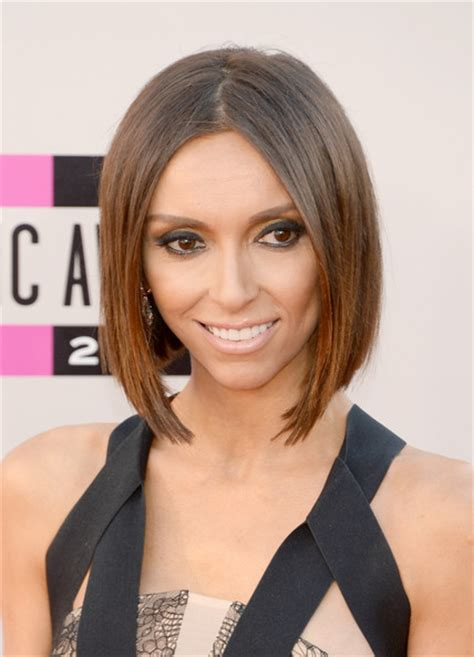 guilanna rancic short sharp bob giuliana rancic bob giuliana rancic looks stylebistro