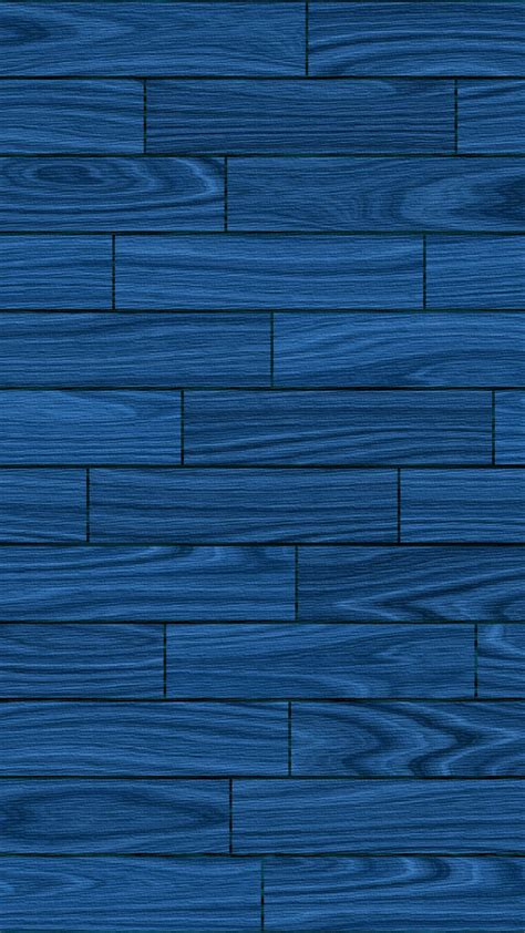 basic blue wooden wallpaper