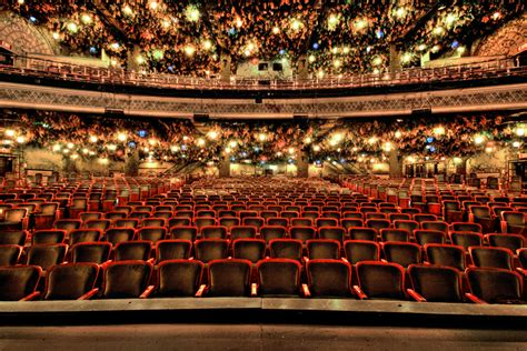 Gardens Theater by Photo Of The Day Toronto Wintergarden Theater